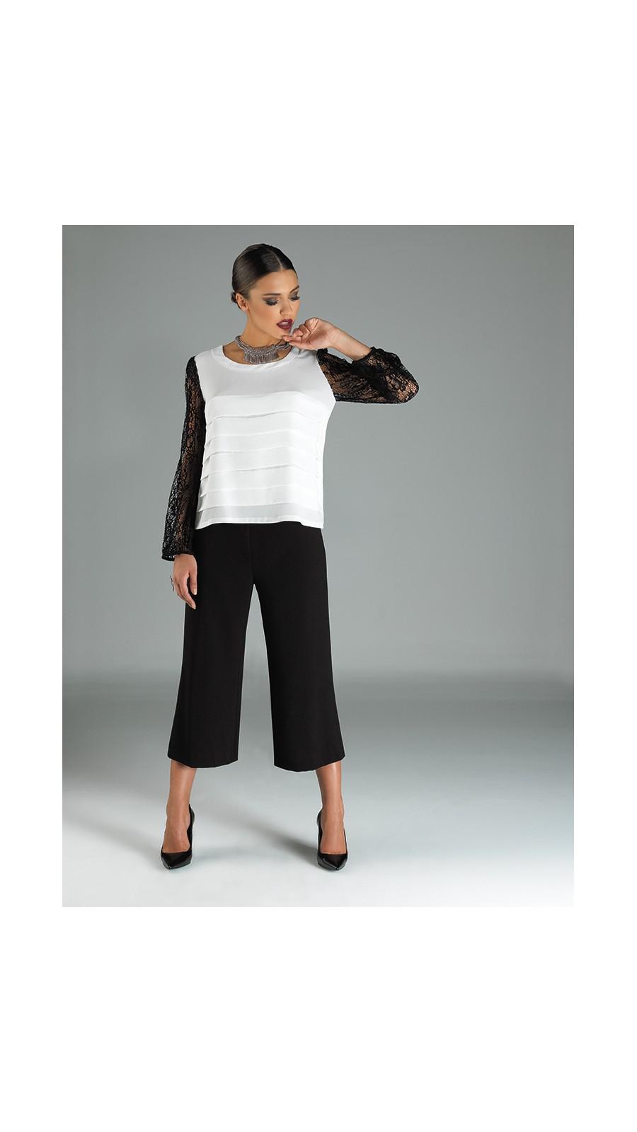 d8dc15a051e0 Παντελόνα κρέπ - Open Fashion