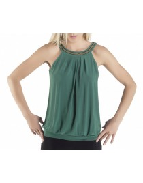 Top with neckless(Κωδ.4007)