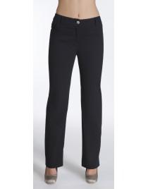 Simple cigarette line trousers